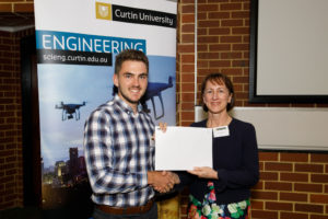 Engineering Awards, Curtin University, Mintrex