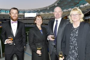 Mintrex staff at Engineers Australia Gala 2