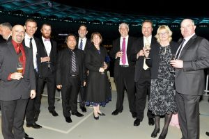 Mintrex staff at Engineers Australia Gala