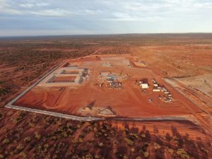Overall site aerial of the KOTH process plant2